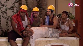 Bhabi Ji Ghar Par Hain - भाबीजी घर पर हैं - Episode 635 - August 03, 2017 - Best Scene