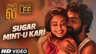 Sugar Mint-U Kari Full Video Song    Bruce Lee    G.V. Prakash Kumar,Kriti Kharbanda    Tamil Songs