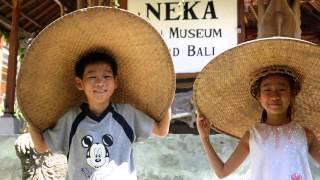 讓相片動起來系列 - 33 峇里島烏布NEKA藝術美術館
