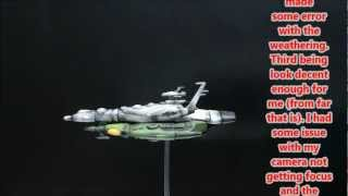 016: Space Panorama White Comet Army - Destroyer Class             By Sall