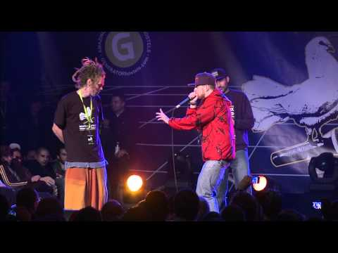 Monkie vs Reeps One - 1/4 Final - 3rd Beatbox Battle World Championship