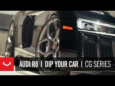 2017 Audi R8 V-10 Plus |
