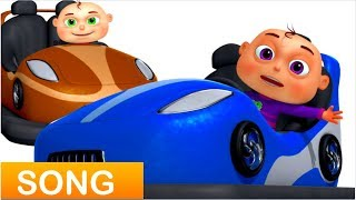 Five Little Babies Driving Toy Cars (Single) | Videogyan 3D Rhymes | Zool Babies Fun Songs