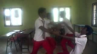 Funny dance of school boy u must watch