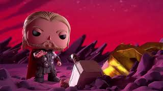 Marvel x Funko Animated Shorts Supercut!