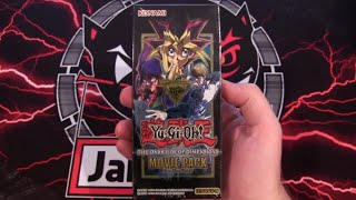 Yugioh The Dark Side of Dimensions Movie Pack OCG Unboxing - New Blue-Eyes & Dark Magician Girls