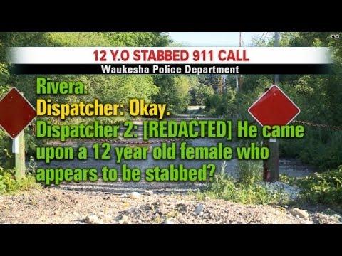 Listen: Chilling 911 call in 'Slenderman' stabbing case