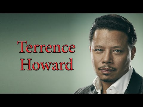 Terrence Howard. Filmography and Transformation