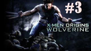 X-Men Origins: Wolverine #3 - Bir Çıkamadık Şurdan [Türkçe]