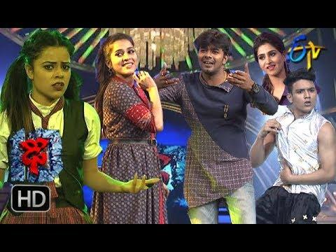 Xxx Mp4 Dhee 10 11th April 2018 Full Episode ETV Telugu 3gp Sex