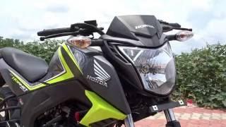 #Bikes@Dinos: Honda CB Hornet 160R Special Edition 2016 Review, Walkaround