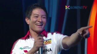 Aksi Gila Fans Rio Haryanto Bagian 2