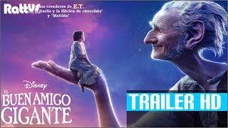 El Buen Amigo Gigante Trailer 2 Español