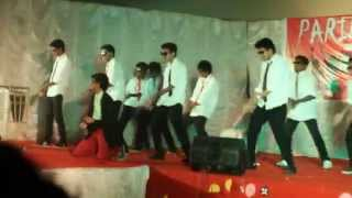 SCMS College 2013 Batch S3 EEE BOYS Modern Oppana Fusion (Oppana Revisited)