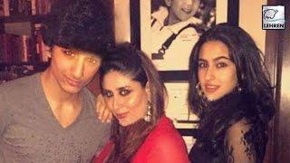 Kareena Kapoor Parties With Saif Ali Khan