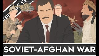 Feature History - Soviet-Afghan War
