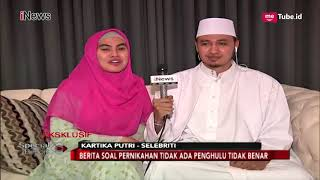 EKSKLUSIF! Kartika Putri & Habib Usman Jelaskan Pernikahan Tak Ada Penghulu - Special Report 11/09