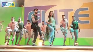 Shahid kapoor and Shruti Haasan for Flite Footwear