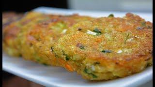 दलिया कटलेट || Daliya Cutlet Recipe || Healthy Breakfast Recipe || Tiffin Box Recipe By Recipes Hub