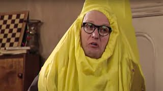 Halloween Banana - Bottom - BBC