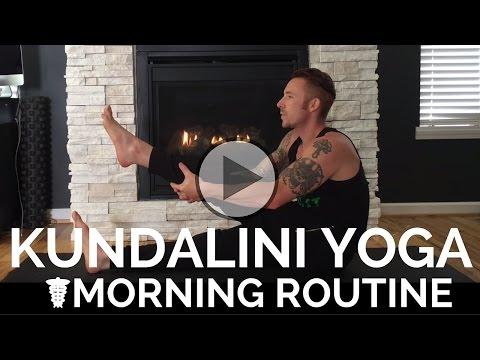 Kundalini Yoga Easy Morning Kundalini Yoga Routine