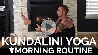 Kundalini Yoga - (Easy Morning Kundalini Yoga Routine)