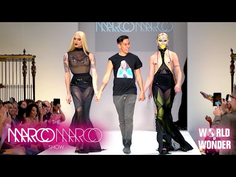 Xxx Mp4 MarcoMarcoShow Collection Four Pt 1 At NY Style Fashion Week At Gotham Hall 3gp Sex