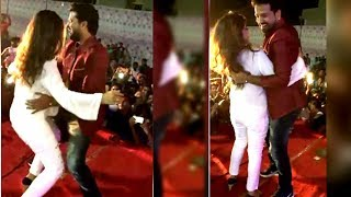 Nisha dubey & Ritesh Panday | Romantic Dance |  Piyawa Se Pahile | At Ahamdabad (Gujurat)