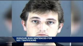 Man sentenced to 14 years in sex for sale case