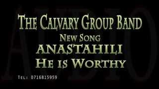 Tanzania Congo Gospel Music Calvary G Band ANASTAHILI