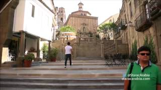 مغامرات مينا عطا في برشلونة - ستار اكاديمي 10 - Mina Atta Trip to Barchalona Star Academy 10