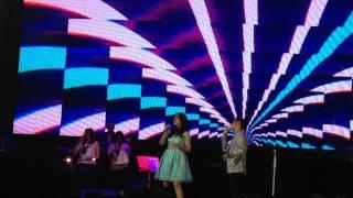 Afgan Feat Raisa - My Boo (afgan & Raisa Concert @ice)