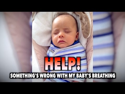 Help! SOMETHING'S WRONG WITH MY BABIES BREATHING! | Dr. Paul