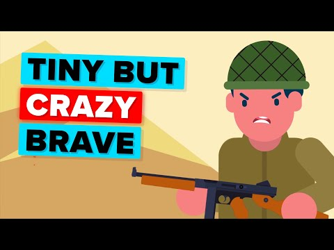 Xxx Mp4 The Insanely Crazy Story Of A Tiny Soldier 3gp Sex