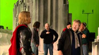 behind the scenes - Thor  [Part.2]