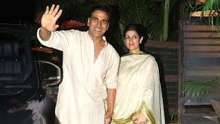 Akshay Kumar's Diwali Party 2017 Full Video HD