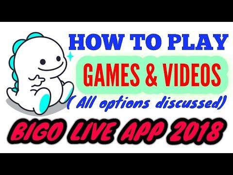 Xxx Mp4 Bigo Live App 2018 How To Play Games And Videos In Bigo Live App 3gp Sex