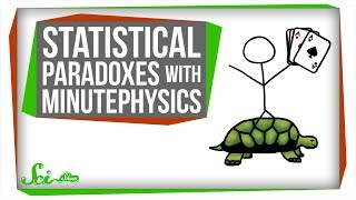 SciShow Talk Show - Statistical Paradoxes with MinutePhysics