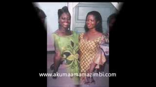 Akumaa Mama Zimbi in the days of Cantata on GTV