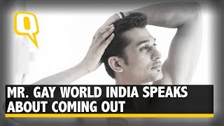 Mr Gay World India, Darshan Mandhana, on How He Came Out to His Family