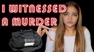 I WITNISSED A MURDER STORYTIME
