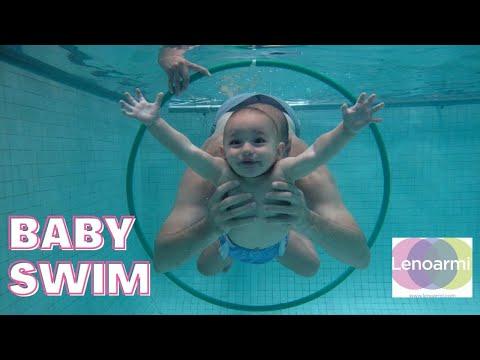 Natación para Bebés Barcelona - Lenoarmi