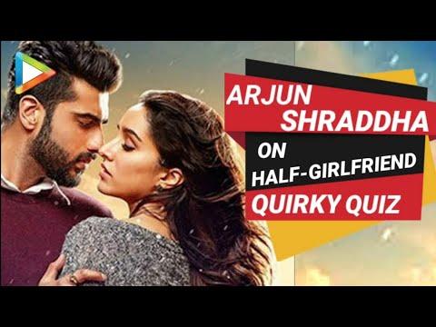 Xxx Mp4 Arjun Kapoor Shraddha Kapoor Half Girlfriend Full Interview Varun Dhawan Quiz 3gp Sex