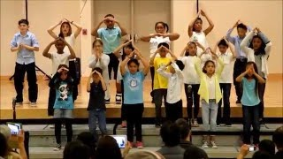 Stonebrae Elementary - Mandarin Showcase 2016