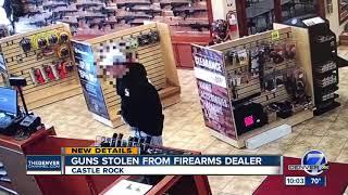 Gun Shop Theft