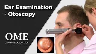 Otoscopy (Ear Examination) - ENT
