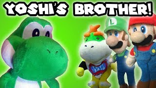 Crazy Mario Bros - Yoshi
