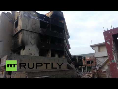 Turkey: Footage shows basement where 150 reportedly burned alive in Cizre