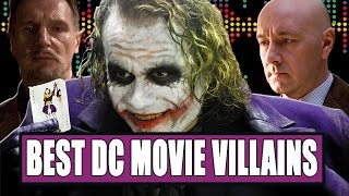 7 Best DC Movie Villains So Far