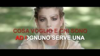 Emma Marrone - Il paradiso non esiste - Karaoke con testo